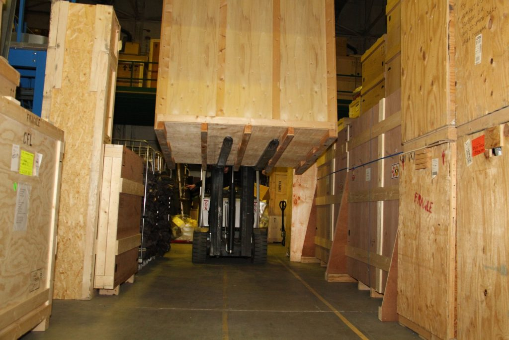 COLUSSI DEMENAGEMENTS - Solutions de stockage en box